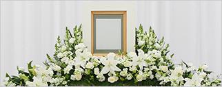 家族葬のイメージ写真