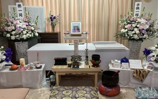自宅葬の実例