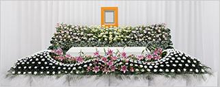 一般葬のイメージ写真