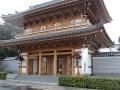 伝統とモダンが調和する文京区の寺院で創業者をお見送り