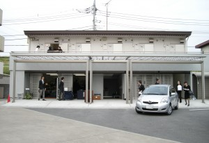 戸田サービス館 地図