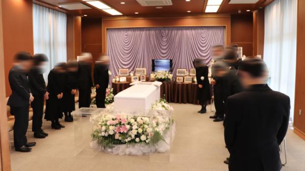無宗教葬・自由葬の実例05