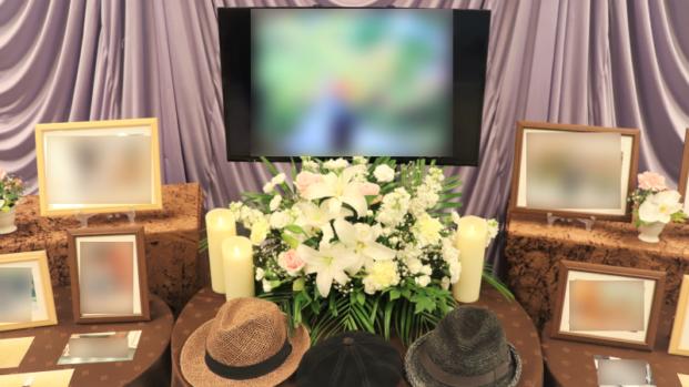 無宗教葬・自由葬の実例02