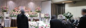板橋区舟渡斎場にて無宗教葬・自由葬